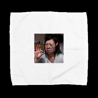 _512gのう Towel handkerchiefs