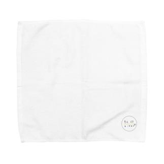 おやつ屋紀行のロゴ Towel handkerchiefs