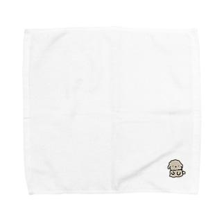 ぱうしー Towel handkerchiefs