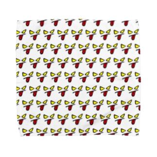 悪い芝居の悪い芝居物販部・15周年企画 Towel handkerchiefs
