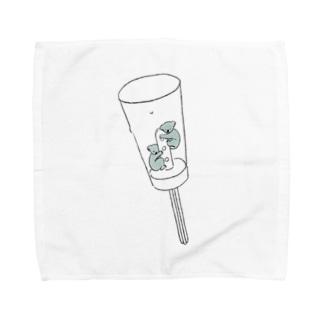 ひえひえのコアラ C Towel handkerchiefs