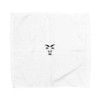 ウハウハ右派はははは Towel handkerchiefs