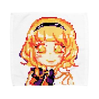 あちあちのあちちゃん(無背景) Towel handkerchiefs