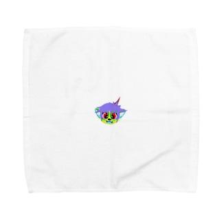 えめ Towel handkerchiefs