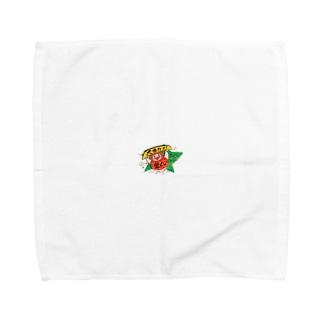 人類の夢 Towel handkerchiefs