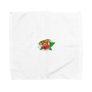 宝くじ当選! Towel handkerchiefs