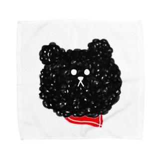 クマちゃん Towel handkerchiefs