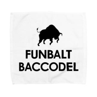 funbalt baccodel Towel handkerchiefs