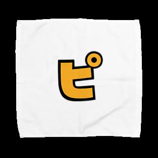 おもしろいTシャツ屋さんのピ Towel handkerchiefs