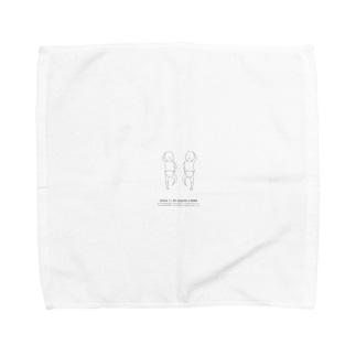 ○ Towel handkerchiefs