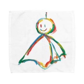 dream0001 Towel handkerchiefs