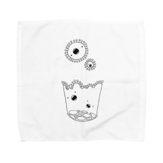 界面活性剤 Towel handkerchiefs