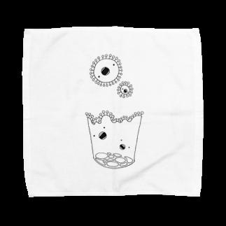 Mackeeの界面活性剤 Towel handkerchiefs