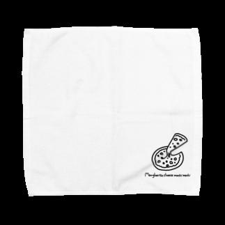 こなもんのまるげりーた ちーずマシマシ Towel handkerchiefs