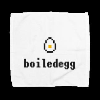 カットボスのゆで卵 Towel handkerchiefs