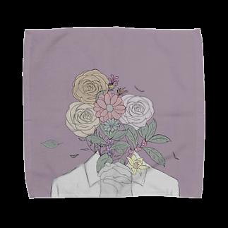 CoCoA☕️@singのCoCoAシンプル3 Towel handkerchiefs