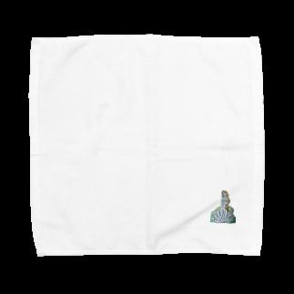 ✈オノウエ コウキのビーナス誕生? Towel handkerchiefs