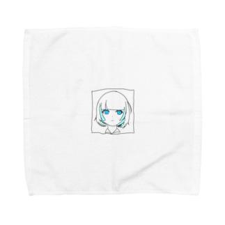 夏のあの子 Towel handkerchiefs