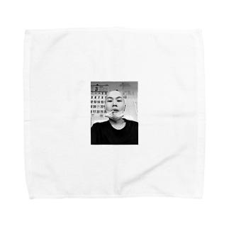 ハゲ Towel handkerchiefs