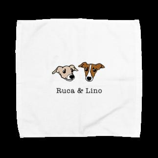 イロハのRuca&Lino Towel handkerchiefs