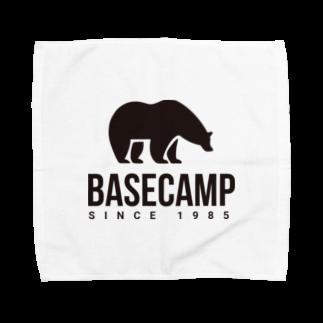 BASE-CAMPのBASE BEAR 02 Towel handkerchiefs