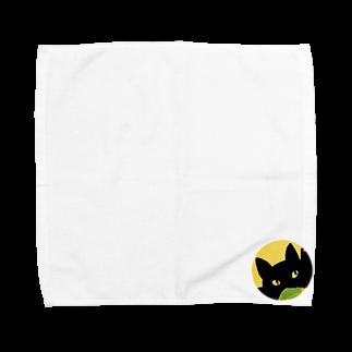 customu_1957のにゃにゃ男 Towel handkerchiefs