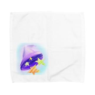 魔法の帽子 Towel handkerchiefs