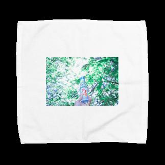 rinn_rsの夏の始まり Towel handkerchiefs