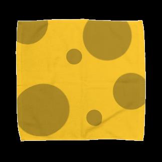 ∬新時代00瀞地∬☆のチーズorキリン Towel handkerchiefs