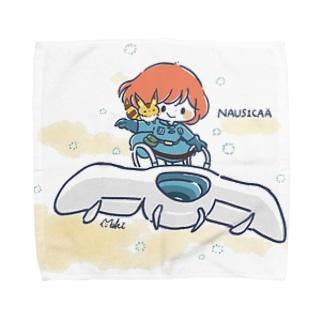 ジブリ Towel handkerchiefs