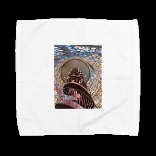 aoyoのopen-airT Towel handkerchiefs