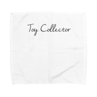 Candy Candyのtoy collector Towel handkerchiefs