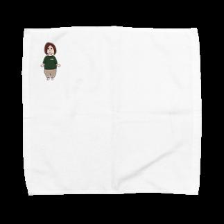 waqwaq213のHMM Towel handkerchiefs