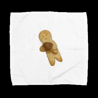1993rt_の焼かれる前 Towel handkerchiefs