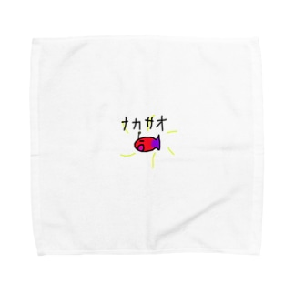 おさかな社会主義 Towel handkerchiefs
