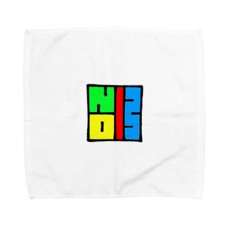 No13 Towel handkerchiefs
