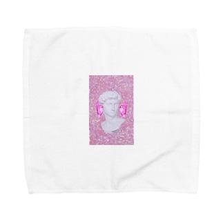 弾けよう Towel handkerchiefs