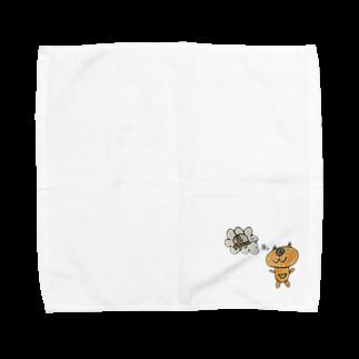 NDANDAのMOUSO Towel handkerchiefs