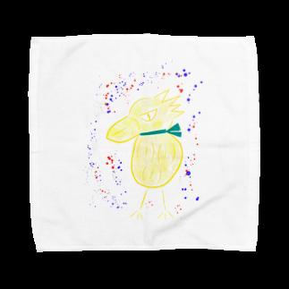 manamanawaruのキワルビロ Towel handkerchiefs