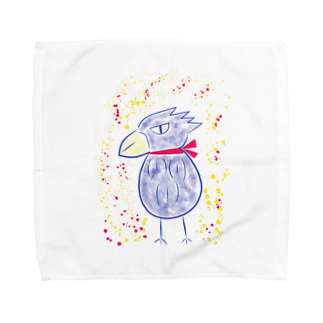 manamanawaruの藍ワルビロ Towel handkerchiefs