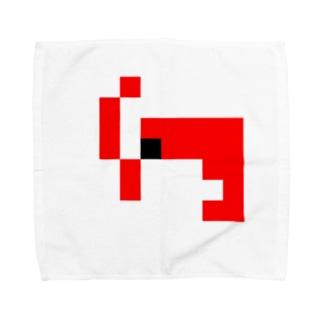 ドットエビ Towel handkerchiefs