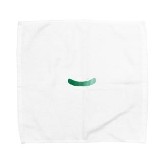 きゅうり Towel handkerchiefs
