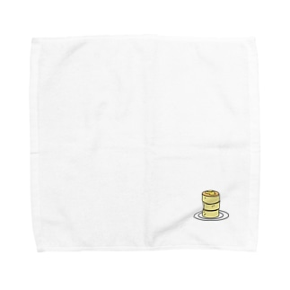 硬パンケーキ Towel handkerchiefs