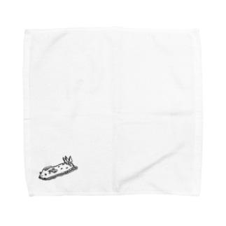 見タメ カワィィ奴 Towel handkerchiefs