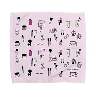 AKANE【Lサイズ専用】 Towel handkerchiefs