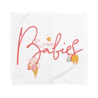 ぶらさがりスイメイ Towel handkerchiefs