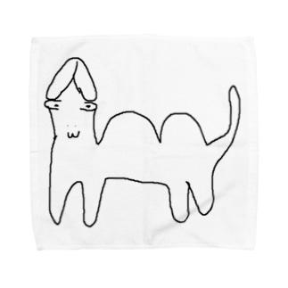 ちんこぶらくだ Towel handkerchiefs