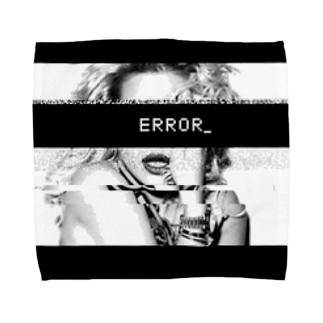 error3 Towel handkerchiefs