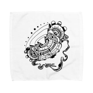 overflow Towel handkerchiefs