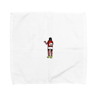 ポール Towel handkerchiefs